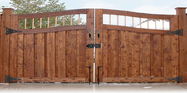 Wood Fence and Gate Hardware