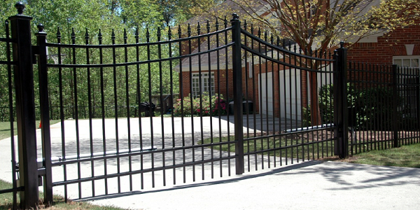 Ornamental Fence and Gate Hardware