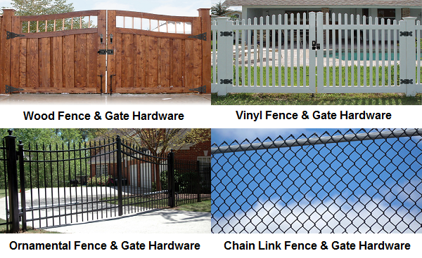 Fence & Gate Hardware