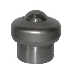 "2"" Pipe Mount Ball Transfer 1SP-B4551"