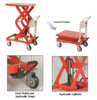 Hydraulic Lift Cart 1SP-HLH-400S