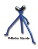 V Shaped Roller Stand VRS-2638