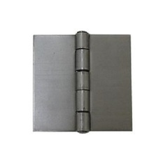 "Standard Duty Weldable Steel Butt Hinge 3-1/2"" X 3-1/2"" X .091"" BH-3535"