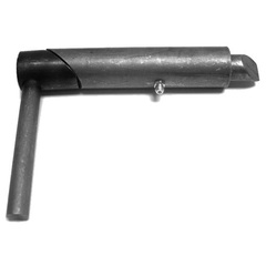 "Slam Action 6"" Gate Latch (Left)"