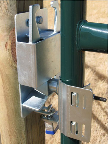 2 Way Lockable Livestock Gate Latch 1st Source Products