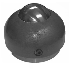 "3"" Pipe Mount Ball Transfer 1SP-B4560"
