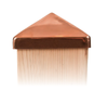 Copper 4x4 Post Cap DM4-312-COPP