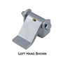Steel Strap Hinge with Grease Fitting SP-H1032LH