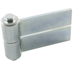 "6"" Steel Strap Weldable Gate Hinge CI3900"