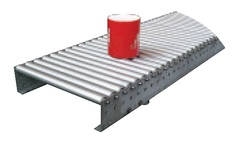 "3/4"" Micro Roller Conveyor 034-AR-0205-10FT"