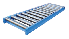 "2"" Heavy Duty Roller Conveyor 200-SRH-0620-5FT"